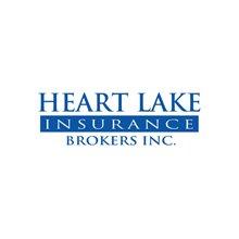 Heart Lake logo